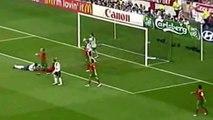Bồ Đào Nha vs Anh 2-2 | Pen 6-5 Highlights & Goals Euro 2004 | [Công Tánh Football]