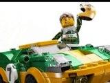 LEGO City Voitures De Course, Jouets Pour Enfants, Lego Jouets