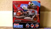 Cars2 Mini Klip Kitz Mater & Finn McMissile Kit - Clip Lock Build Customize by BluCollection