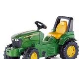 John Deere Tracteurs à Pédales, Tracteurs Jouets Pour Les Enfants