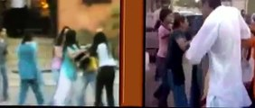 Pakistani College Girls Fighting Funny Video