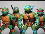 Tortugas ninjas jovenes mutantes, Tortugas ninjas juguetes infantiles