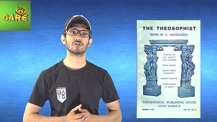 Introduction To Theosophy | Care TV