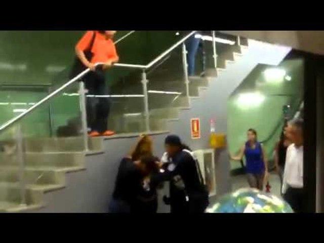 Segunda parte: Pelea de mujeres en el Metro de Panamá