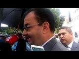 Carlos Carrillo, abogado del expresidente Ricardo Martinelli habla de la audiencia.