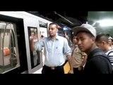 Llamado de atención a los usuarios del Metro de Panamá