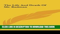 [PDF] The Life and Death of Mr. Badman the Life and Death of Mr. Badman Popular Colection