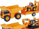 Cat Camions Jouets, Jouets Camions à Benne Caterpillar, Camions Jouets Pour Enfants