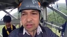 Bunji Jumping in Nepal, Funny video!!!