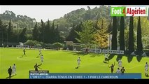 Amical : Marseille 1 - Cameroun 1
