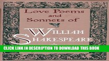 [PDF] Love Poems   Sonnets of William Shakespeare Popular Online