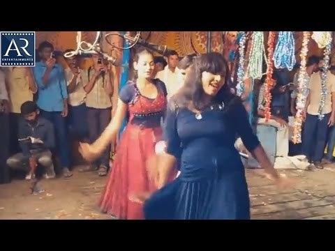 Latest Village Recording Hot Dance Video from Sanghika Natakam   AR Entertainments