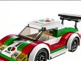 LEGO City La Voiture de Course, Voitures Jouets Pour Les Enfants