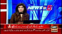 Indian media fights over Pakistan bashing
