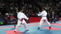 Azerbaijan vs Portugal. Qualification kumite. 2016 European Karate Championships-4XoCQcHVsFo