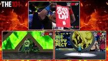 WWE 2K17: John Cena Triple Entrance Comparison! (WWE 2K15 vs WWE 2K16 vs WWE 2K17)