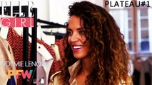 Paris Fashion Week by Noémie Lenoir | Plateau#1 | Carolina Ritzler | Paris Fashion Week by ELLE Girl