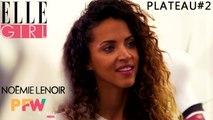 Paris Fashion Week by Noémie Lenoir | Plateau#2 | Hugo Fontaine, Frater - Atelier richelieu | Paris Fashion Week by ELLE Girl
