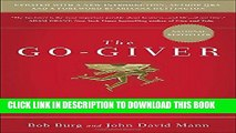 Collection Book The Go-Giver, Expanded Edition: A Little Story About a Powerful Business Idea