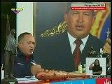 Vea lo que opinó Diosdado Cabello sobre la serie de Hugo Chávez