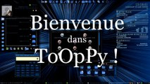 Tutoriel ToOpPy Linux : les premiers pas avec ToOpPy Linux