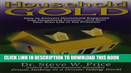 New Book Household Gold (How to Convert Household Expenses into Household Income)