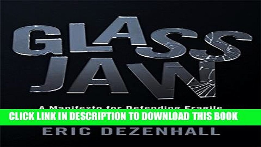 New Book Glass Jaw: A Manifesto for Defending Fragile Reputations in an Age of Instant Scandal