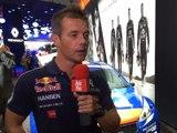 Rencontre avec Sébastien Loeb au Mondial de Paris 2016