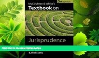 FAVORITE BOOK  McCoubrey   White s Textbook on Jurisprudence