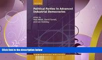 FAVORITE BOOK  Political Parties in Advanced Industrial Democracies (Comparative Politics)