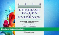 read here  Federal Rules of Evidence: With Advisory Committee Notes and Legislative History, 2016