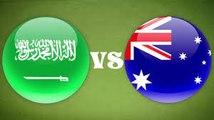 Saudi Arabia 2-2 Australia - All Goals & Highlights World Cup Qualifications 6.10.2016