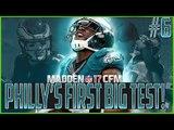 FIRST BIG TEST!   Madden NFL 17 Franchise   CFM Sliders & Settings - Ep 6
