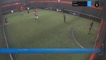 Faute de Rafael - FC-GT Vs Tradelab - 06/10/16 20:00 - Paris (La Chapelle) (LeFive) Soccer Park