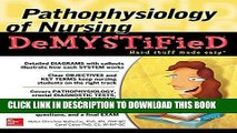 [PDF] Pathophysiology of Nursing Demystified Popular Online