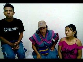 Indígenas piden ayuda al Gobierno