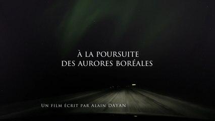 À la poursuite des aurores boréales (Film, documentaire)