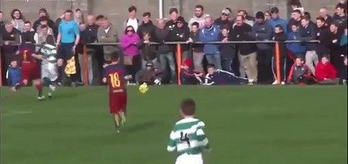Disseram que Dembele só humilhava na Escócia, mas, contra o Barça, ele fez a diferença!