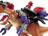 Imaginext Deluxe T-Rex Dinosaures, Dinosaures jouets pour les enfants