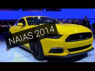 NAIAS 2014 - Salão do Automóvel de Detroit