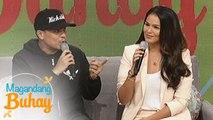 Magandang Buhay: Iza and Dash rap together