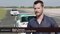 30 years of BMW M3 - Martin Tomczyk, BMW Motorsport works driver