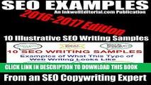 [PDF] SEO Examples: 10 Illustrative SEO Writing Samples Full Online