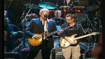 Money for nothing (Dire straits) - Mark Knopfler & Eric Clapton & Sting & Phil Collins