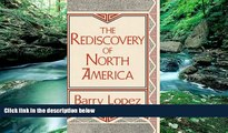 Big Deals  The Rediscovery of North America (Clark Lectures)  Best Seller Books Best Seller