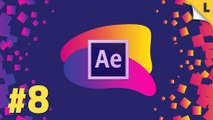 8. Morphing Shapes in After Effects - Thank You