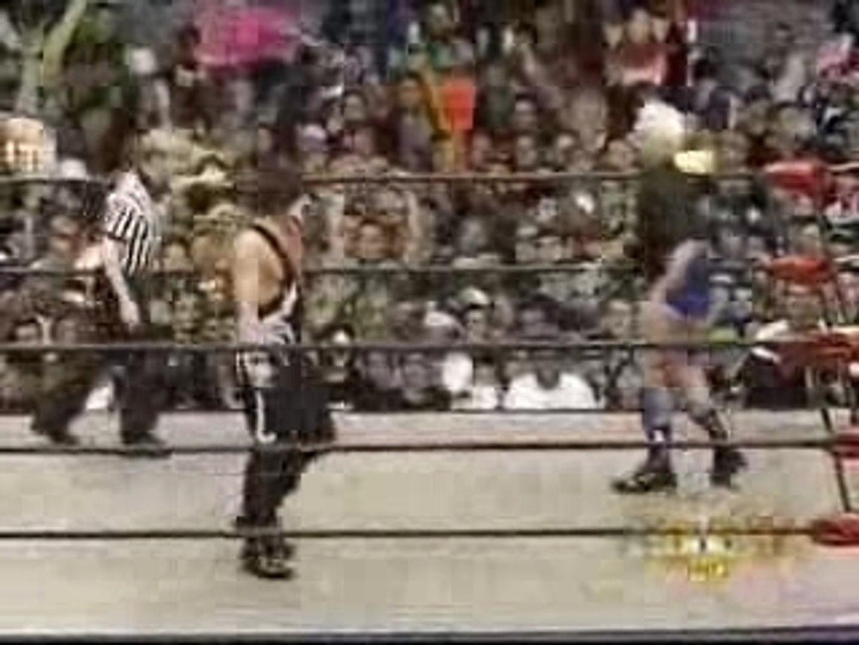 Last WCW Monday Nitro 2001 4/5