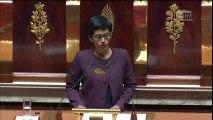 """""""Egalité réelle Outre-mer"""" Discours d'Ericka Bareigts à l'Assemblée nationale"""