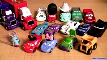 Fake Pixar Cars Herbie 53 VW Minnie Sally Apple Icar Colossus Fail Knock-Off Mickey McQueen