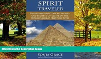 Big Deals  Spirit Traveler: Unlocking Ancient Mysteries and Secrets of Eight of the World s Great